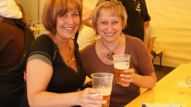 Libouchecký pivní den přilákal návštěvníky všech věkových kategorií z různých měst a obcí.