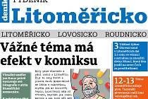 Nové vydání Týdeníku Litoměřicko