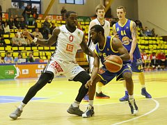 Basketbalisté Ústí vzdorovali v posledním utkání sezony mistrovskému Nymburku.