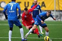 Ústečtí fotbalisté naposledy podlehli v Liberci 0:4. V pátek se představí na hřišti prvoligových Teplic.