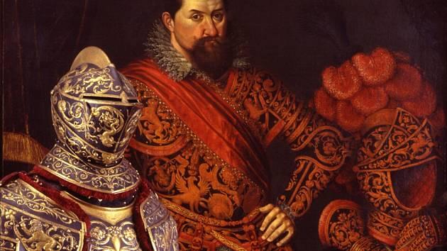 Portét Johanna Georga I.
