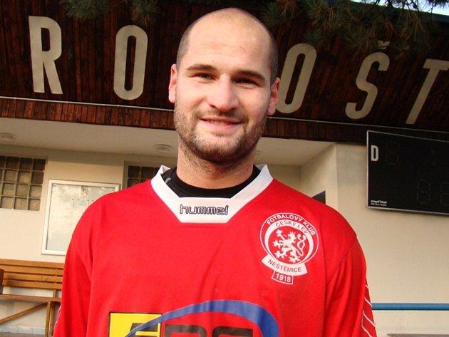 Jaroslav Paseka přišel do Neštěmic před 3 roky právě z Modlan.