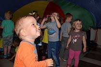 V dobětické Cukrárně U Jenčů připravili zajímavý program pro nejmenší děti z přípravky před mateřskou školou.