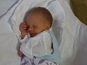 Miroslav Krmeň se narodilv ústecké porodnici 22. 3. 2017(8.37) Markétě Konvalinkové. Měřil 47 cm, vážil 2,47 kg.