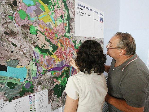 Tunely v územním plánu