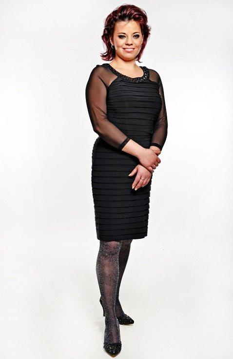 Zuzana Gabrielová z Ústí nad Labem po proměně.