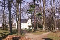 Šluknovský zámek patřil mimo jiné také saskému maršálovi Haugoldu ze Šlejnic.