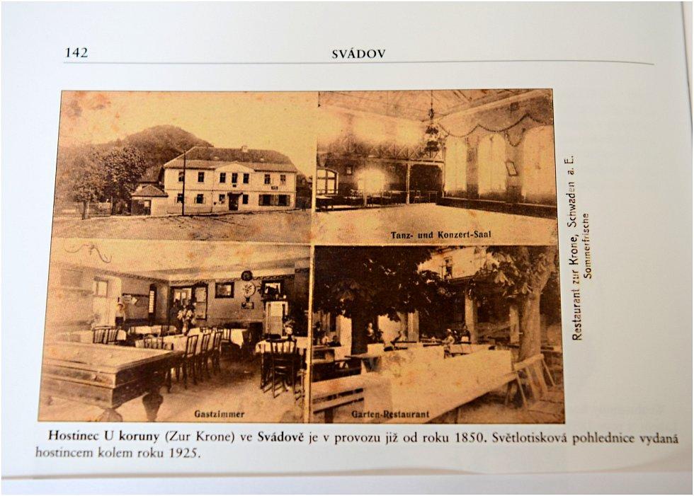 Po stopách starých pohlednic - ústecké hospody včera a dnes.