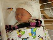 Vojtěch Veverka se narodil Kateřině Maťhové z Teplic 3. září v 14.00 hod. v ústecké porodnici. Měřil 50 cm a vážil 3,64 kg.