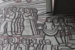 Ačkoliv obří mozaika na budově magistrátu vznikla za dob socialistického realismu, její umělecká hodnota je nesporná.