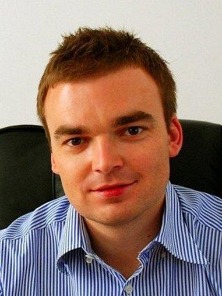 Martin Ayrer. tiskový mluvčí ČSSD.
