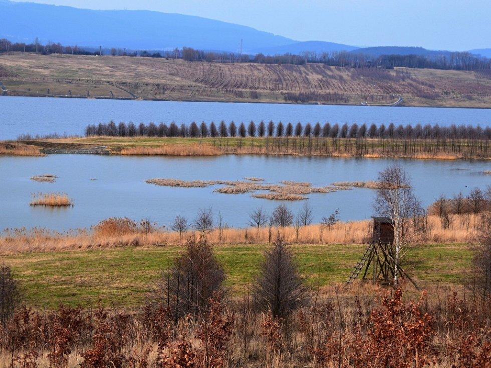 Jezero Milada.
