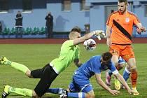 Ústečtí fotbalisté naposledy doma remizovali s Frýdkem-Místkem 0:0.