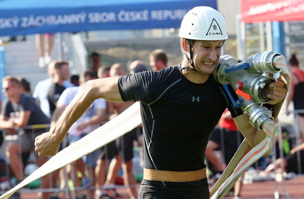 Mistrovství ČR v požárním sportu 2019, požární útok