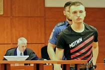 Obžaloba viní 21letého Dominika S. z Teplic z pokusu o vraždu dívky