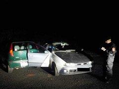 Během pochůzkové činnosti odhalili ústečtí strážníci zloděje pohonných hmot.