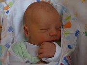Matyáš Vaššik se narodil v ústecké porodnici 29. 3. 2017 (1.08) Marcele Hladké. Měřil 49 cm, vážil 3,17 kg.
