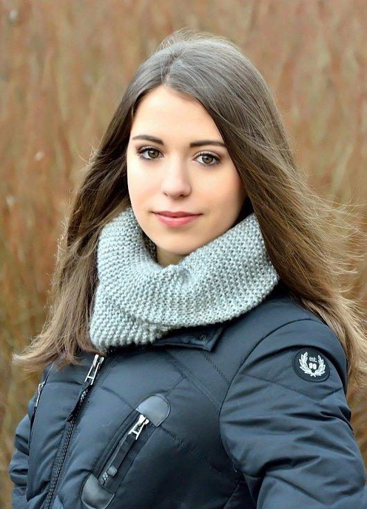 Kateřina Petrásková,  13 let.