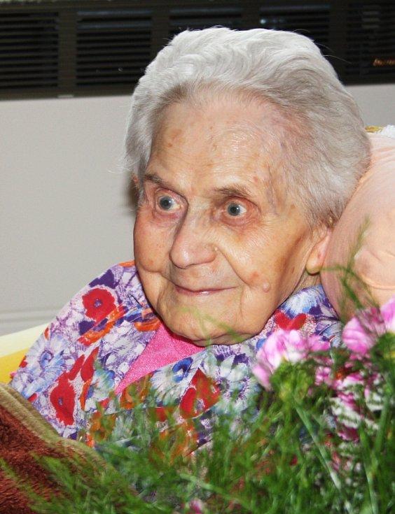 Alžběta Říhová.