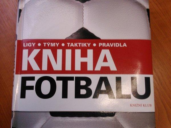 Kniha Fotbalu - Encyklopedie