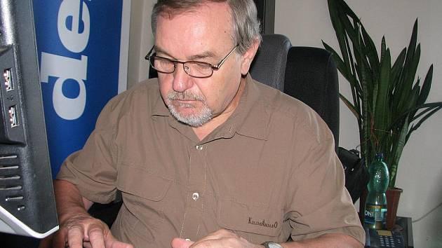 Josef Vejlupek.