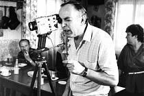Ústecký filmař Ivo de la Renotiére.