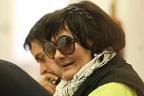 Jsem nevinná, zdůrazňovala u soudu Milena Pucholtová.
