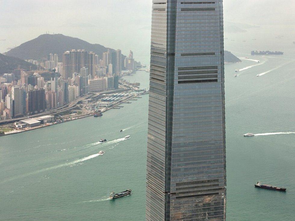 The Ritz-Carlton, Hongkong – 484 m.
