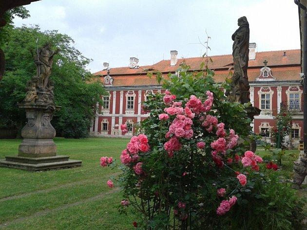 I v Ústeckém kraji proběhne Víkend otevřených zahrad.