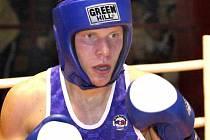 Boxer Zdeněk Chládek