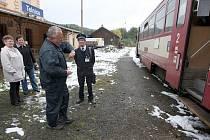 O víkendu se opět rozjel železniční spoj Kozí dráha z Děčína do Oldřichova. Jednou ze zastávek je i železniční stanice Telnice na Ústecku.