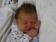 Emma Kuklíková se narodila Monice Štrachové z Ústí nad Labem 9. září v 6.57 hod. v ústecké porodnici. Měřila 53 cm a vážila 3,7 kg.