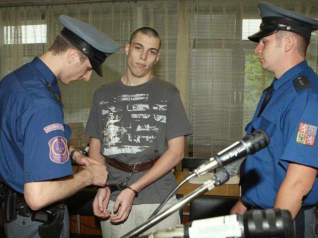 Soudní líčení s Miroslavem Martínkem