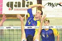 Blokař Jaromír Trýzna (8) zažil v ústeckém klubu několik úspěšných sezon. V té loňské se mu ale nedařilo a od vedení klubu dostal výpověď.