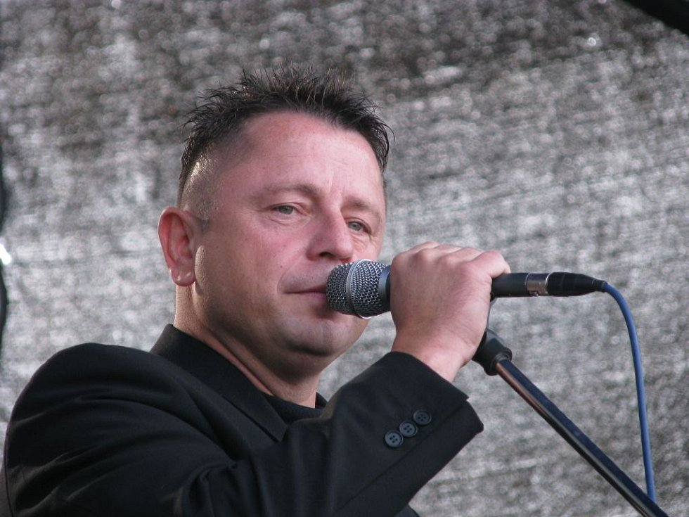 Petr Muk v roce 2010.