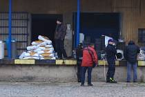 Pěstírnu marihuany odhalili policisté v Předlicích.