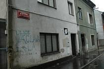 Bývalá služebna městské policie v Matiční ulici.