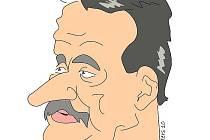 Karikatura: Karol Kočárek