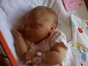 Nikol Šarounová se narodila Zuzaně Švarcové z Krupka 31. července v 1.44 hod. v ústecké porodnici. Měřila 47 cm a vážila 3,8 kg.