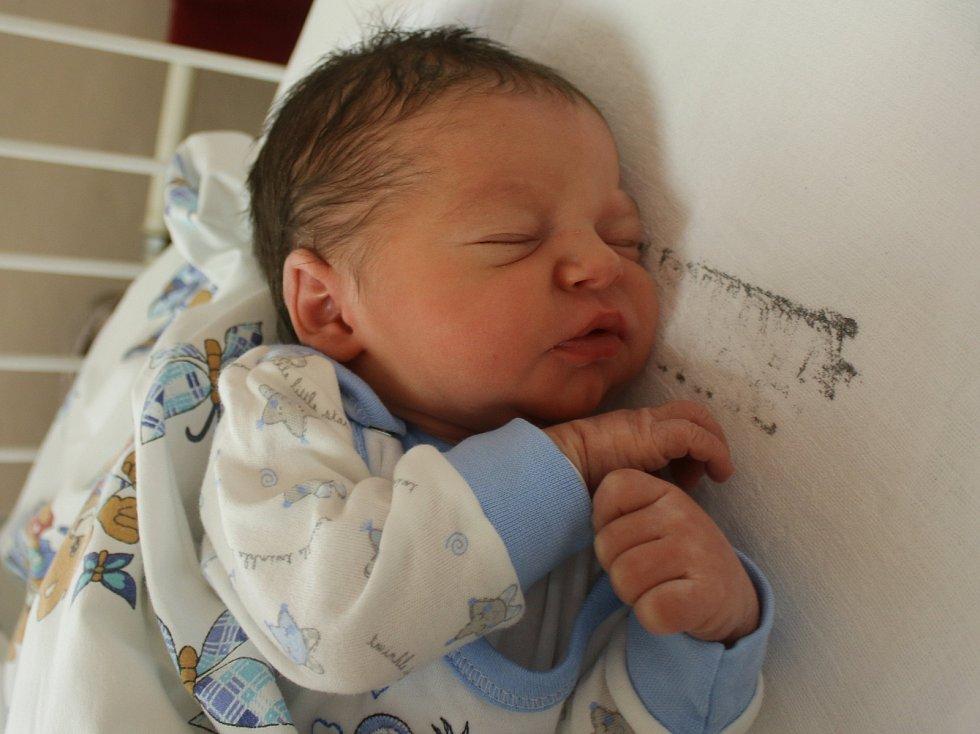 Sebastian Mikeš se narodil Elišce Berenreiterové z Ústí nad Labem 15. listopadu ve 22.00 hod. v ústecké porodnici. Měřil 50 cm a vážil 3,21 kg