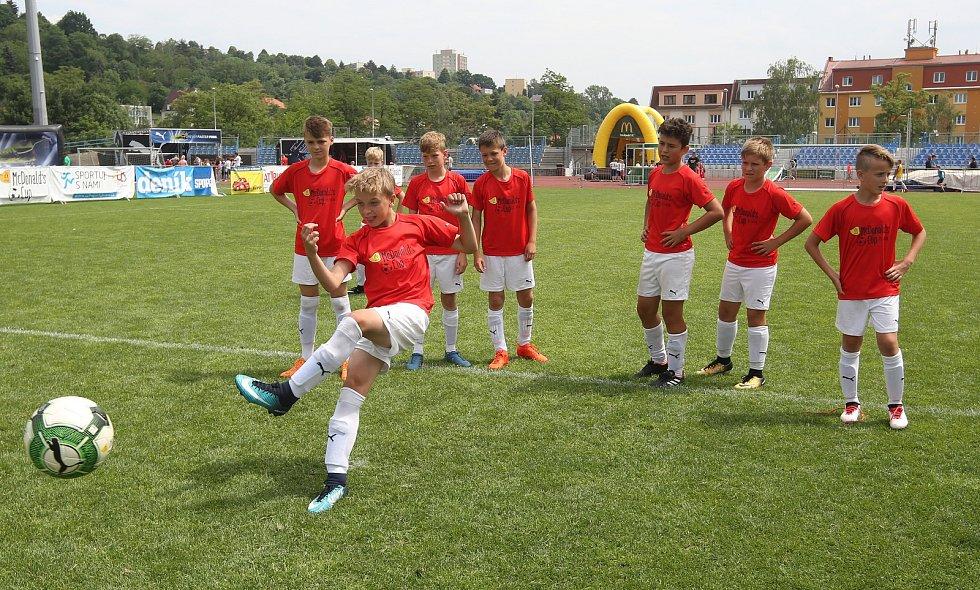 Mc Donalds cup 2018, 21. ročník,  finále