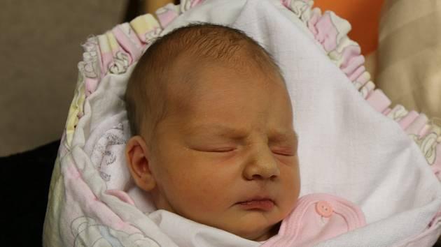 Sofie Nachtmannová se narodila Veronice Nachtmannové z Ústí nad Labem 30. září v 8.28 hodin v Ústí nad Labem. Měřila 49 cm, vážila 3,4 kg