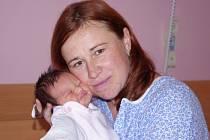 Mija Štarman, se narodila v ústecké porodnici dne 19. 11. 2013 (17.29) mamince Jitce Obešlové, měřila 49 cm, vážila 3,05 kg.