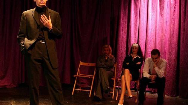 Skupinová terapie na scéně