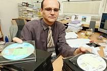 Ivan Elischer na archivním snímku z roku 2008, kdy ještě působil v regionu jako soudce.
