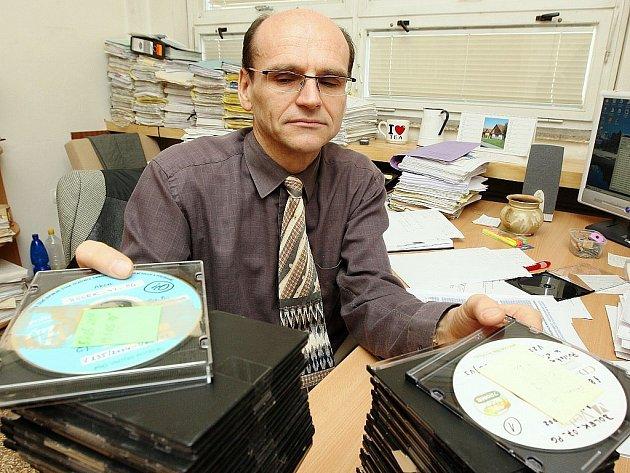 Ivan Elischer na archivním snímku zroku 2008, kdy ještě působil vregionu jako soudce.