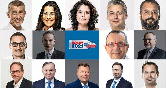 Poslanci za Ústecký kraj