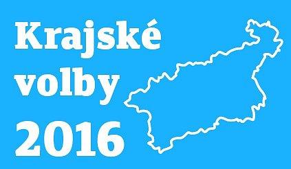 Krajské volby 2016Ústecký kraj.