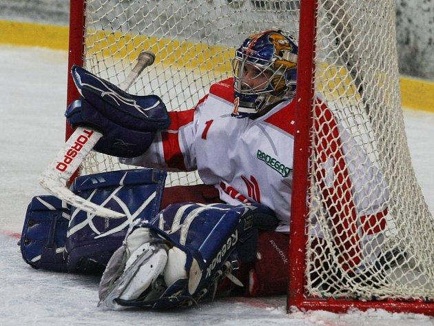 Ústečtí hokejisté doma porazili Olomouc 5:1.