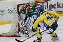Lvi se na vítězství v severočeském hokejovém derby nadřeli.